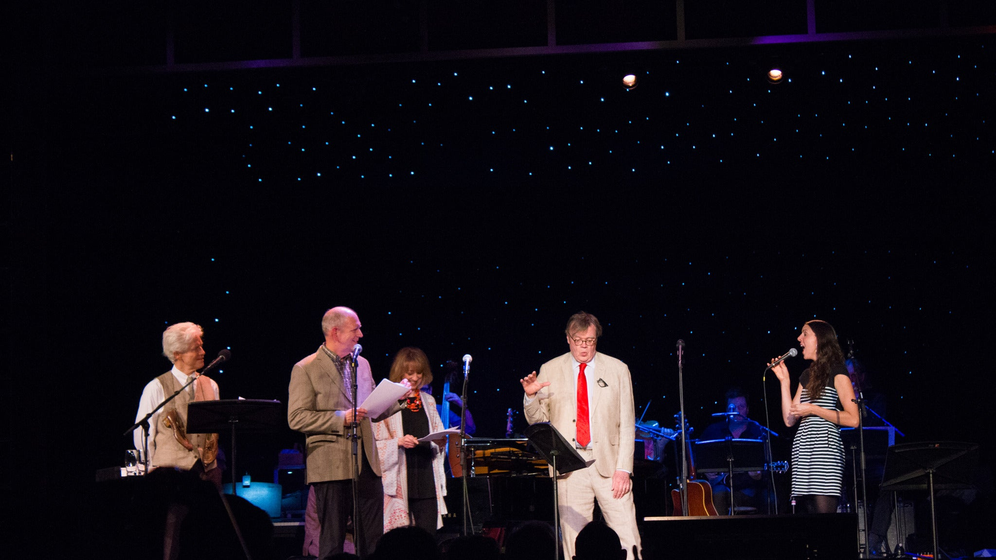 Prairie Home Companion at Pantages Theatre