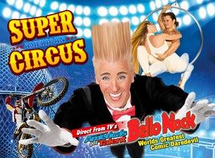 Super American Circus - The 2019 Hawaii Tour