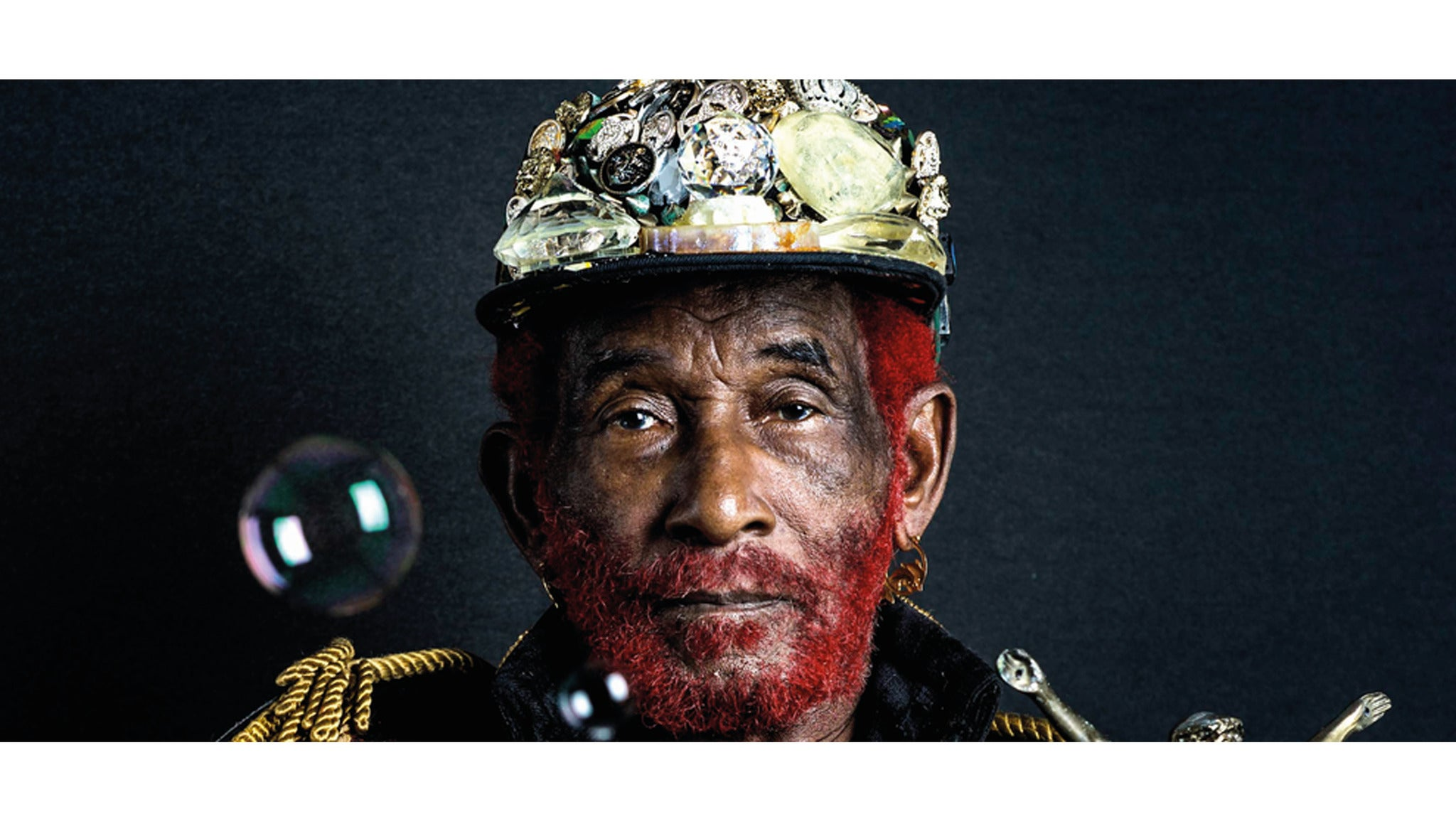 Lee 'Scratch' Perry at The Chapel