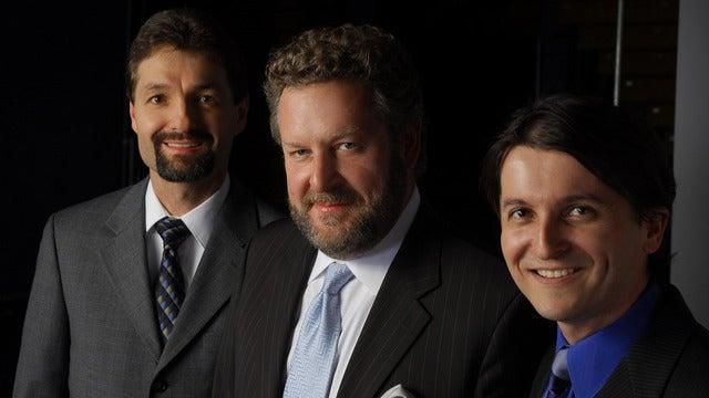 The Jeff Hamilton Trio