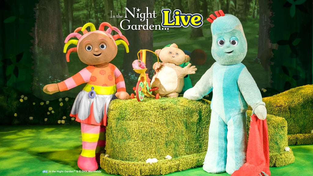 Hotels near In The Night Garden Events