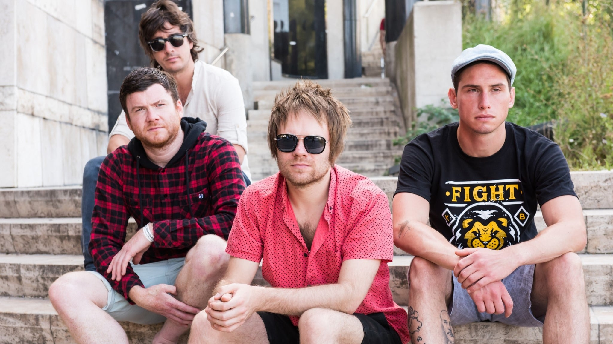 Enter Shikari with Single Mothers, Milk Teeth