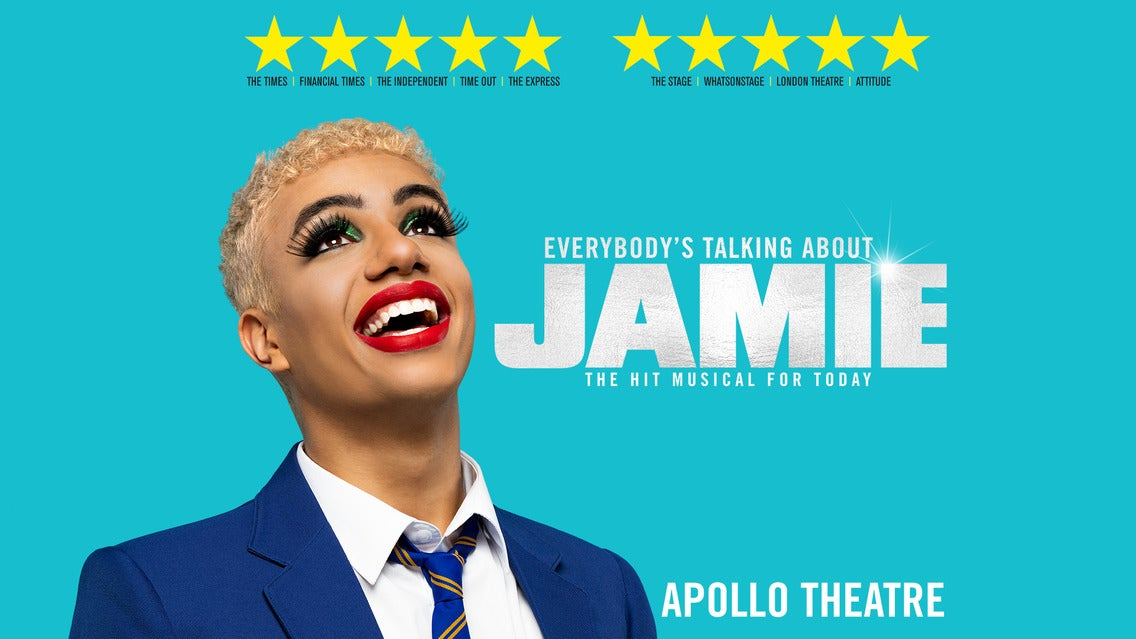 Everybody's Talking About Jamie Event Title Pic