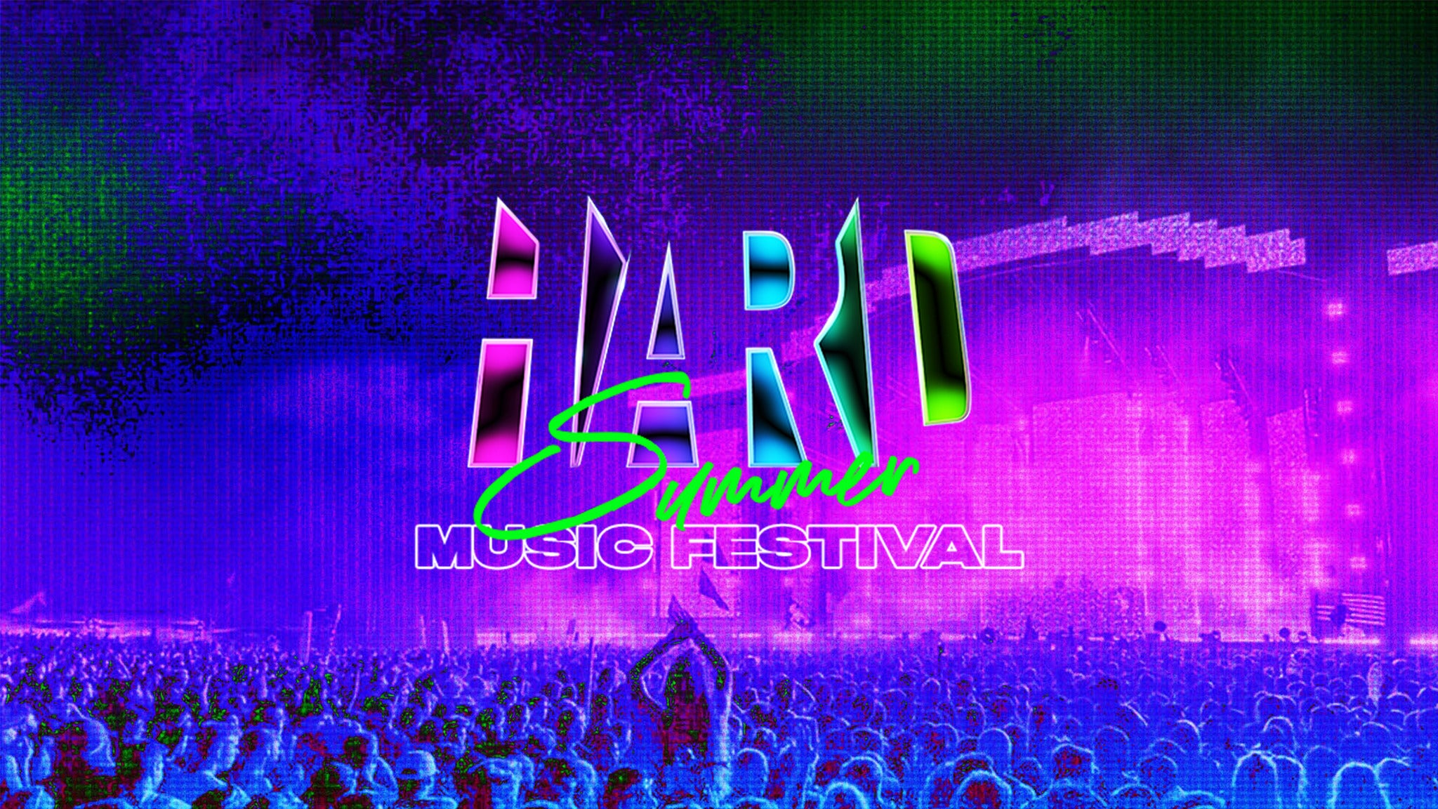 HARD Summer Music Festival at The Speedway in Fontana