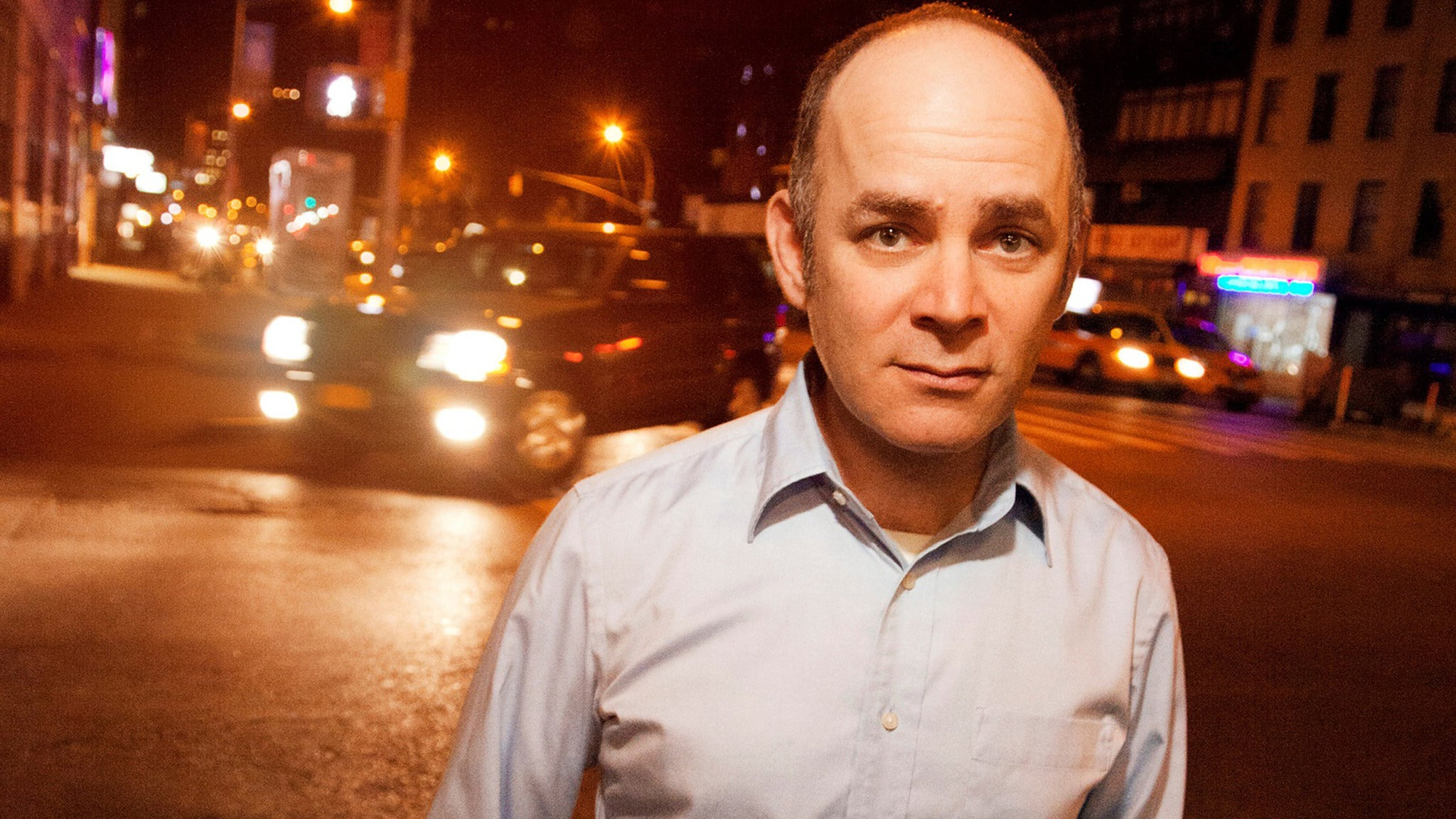 Todd Barry at Aggie Theater