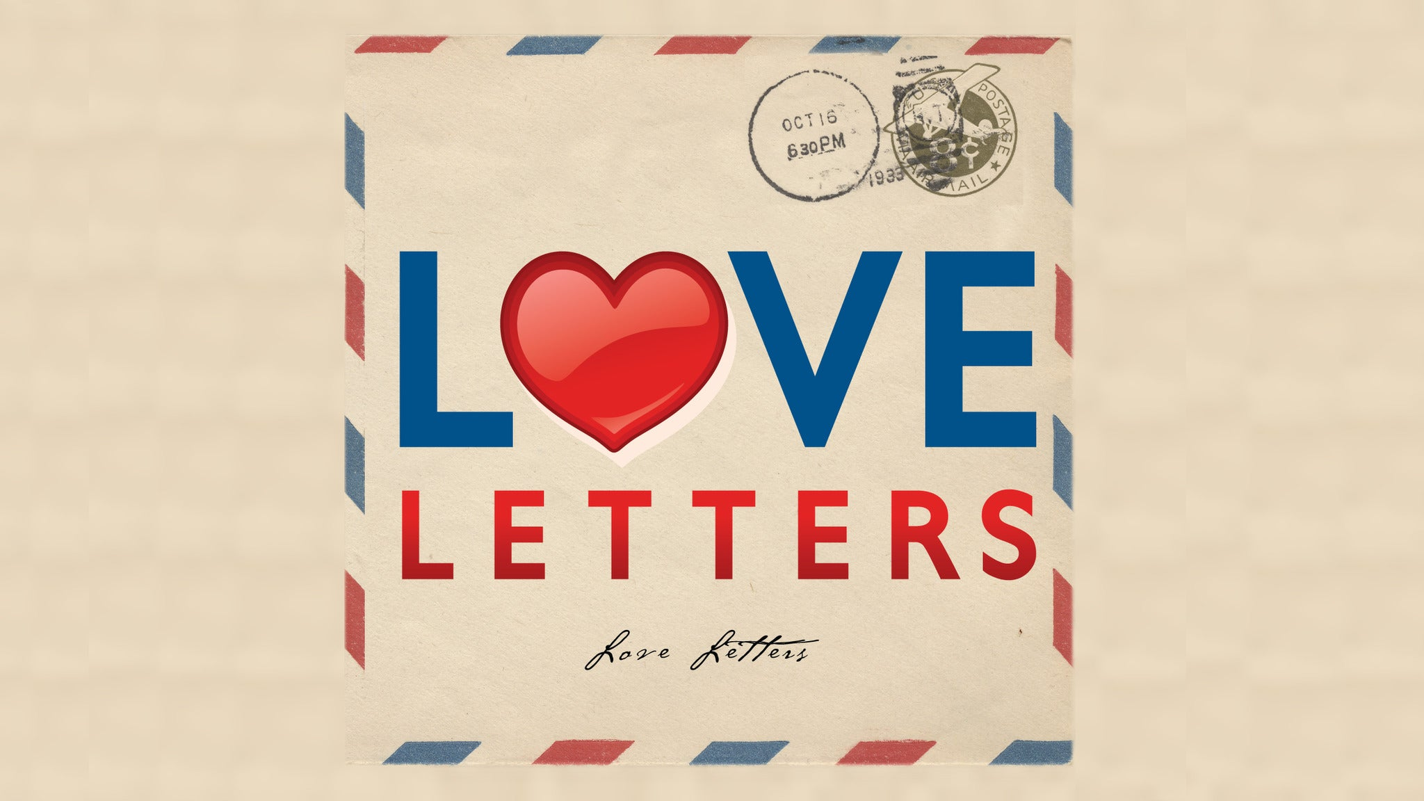 A.R. Gurney's Love Letters Starring Meredith Baxter & Michael Gross