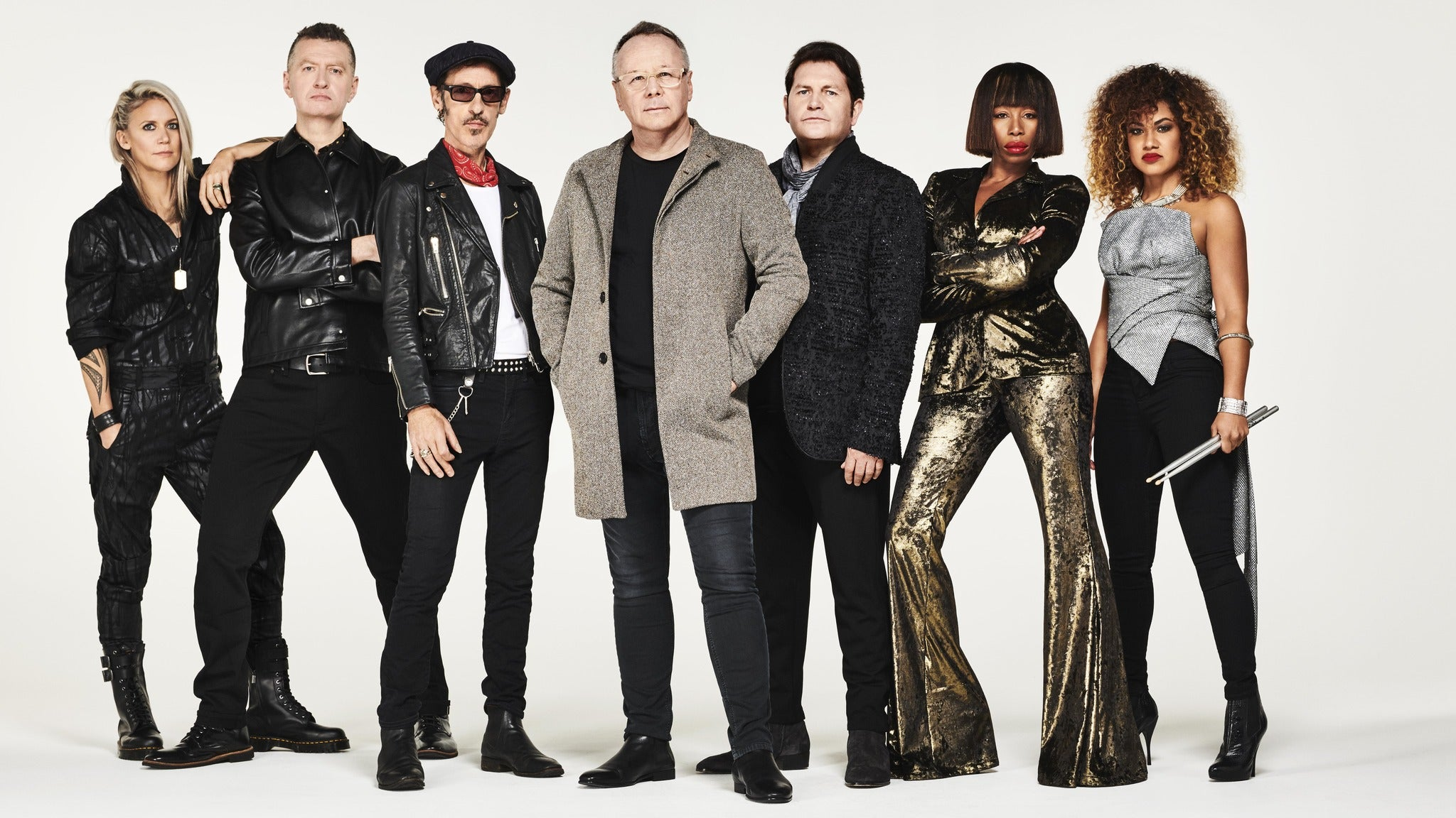 Simple Minds tickets (Copyright © Ticketmaster)