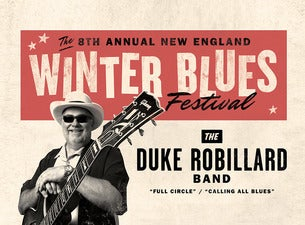 11th Annual New England Winter Blues Festival