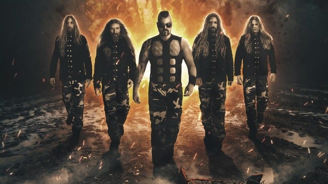 Sabaton + Apocalyptica + Amaranthe SSE Arena Wembley Seating Plan
