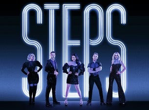 Steps - What the Future Holds Tour Motorpoint Arena Cardiff Seating Plan