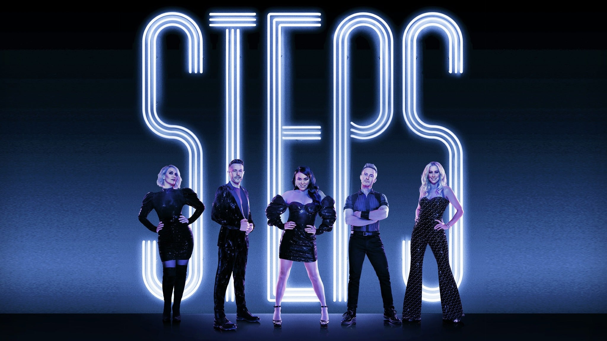 Steps - What the Future Holds Tour tickets (Copyright © Ticketmaster)