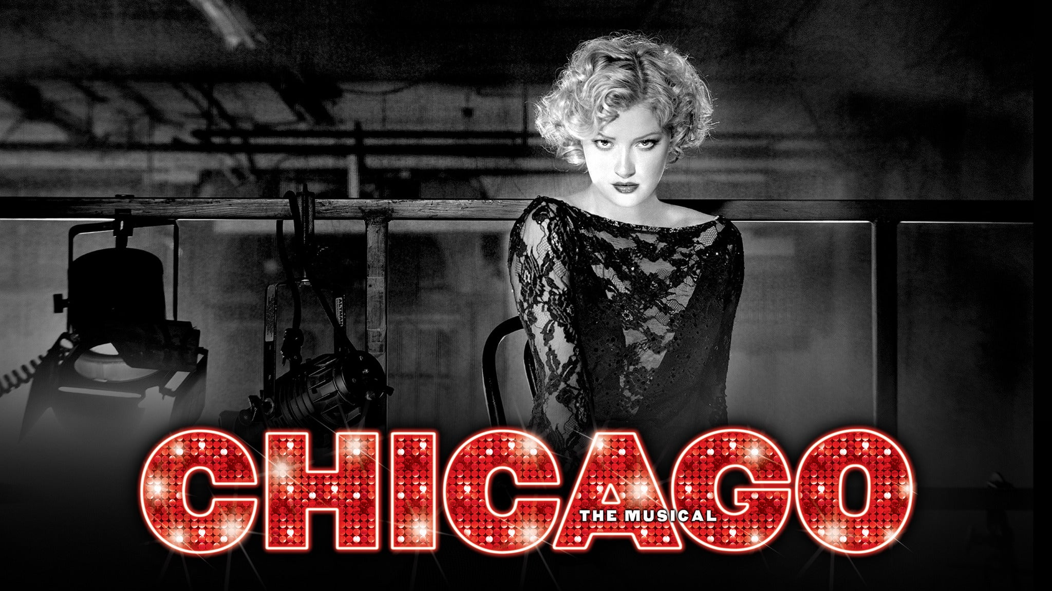 Chicago - The Musical at Winspear Opera House
