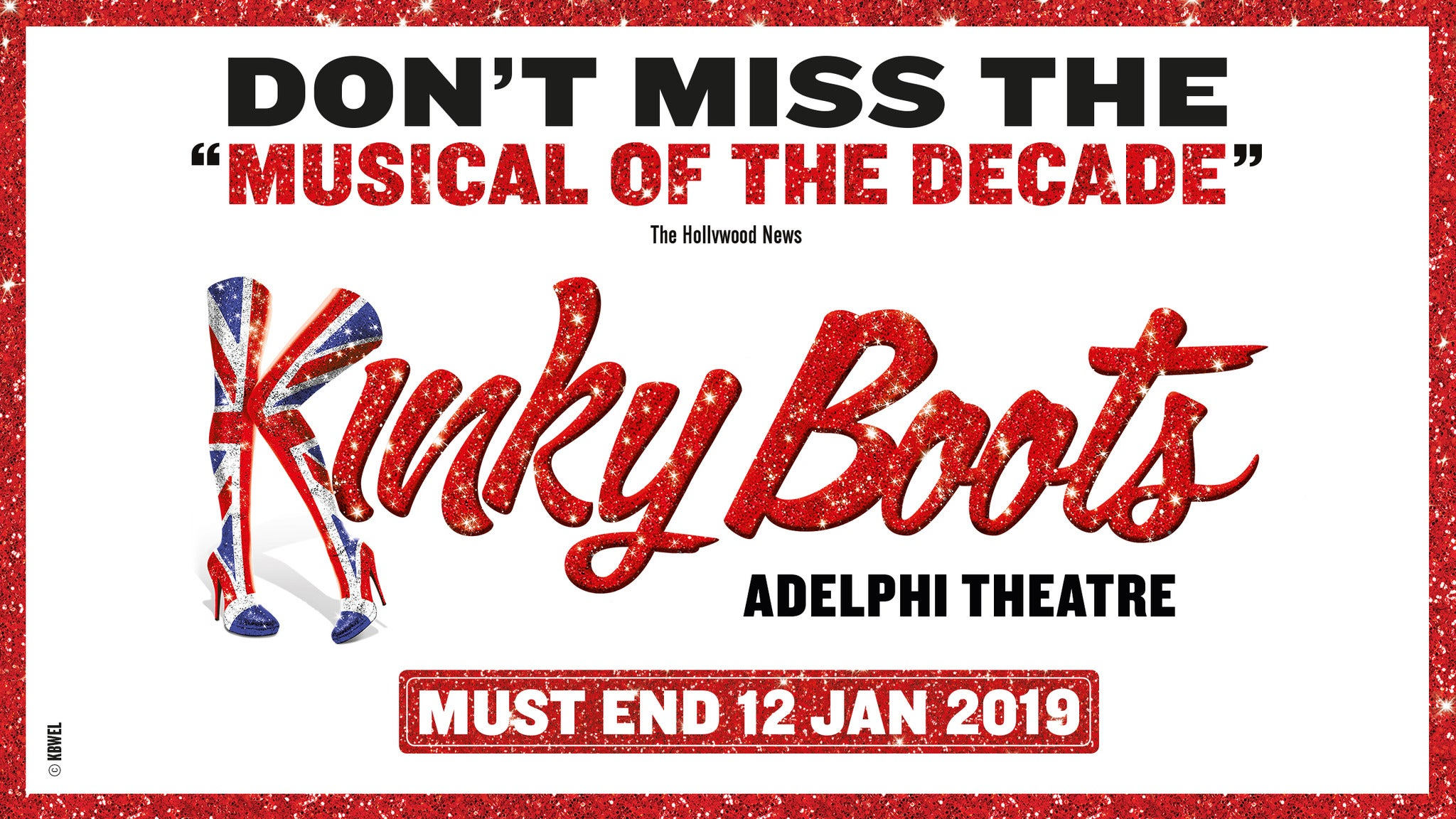 Kinky Boots (Touring) at Fox Performing Arts Center