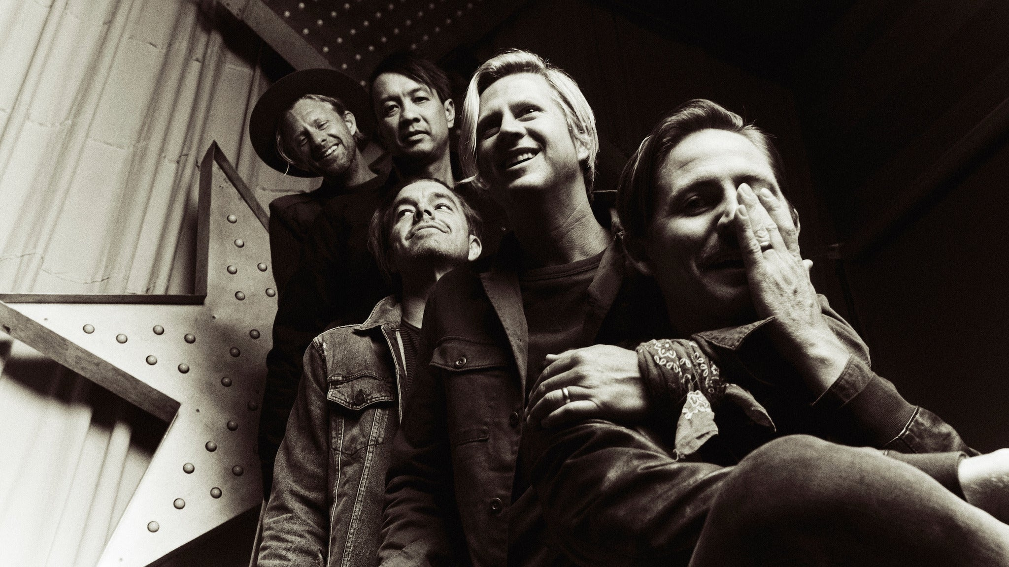Switchfoot & Their Fantastic Traveling Music Show