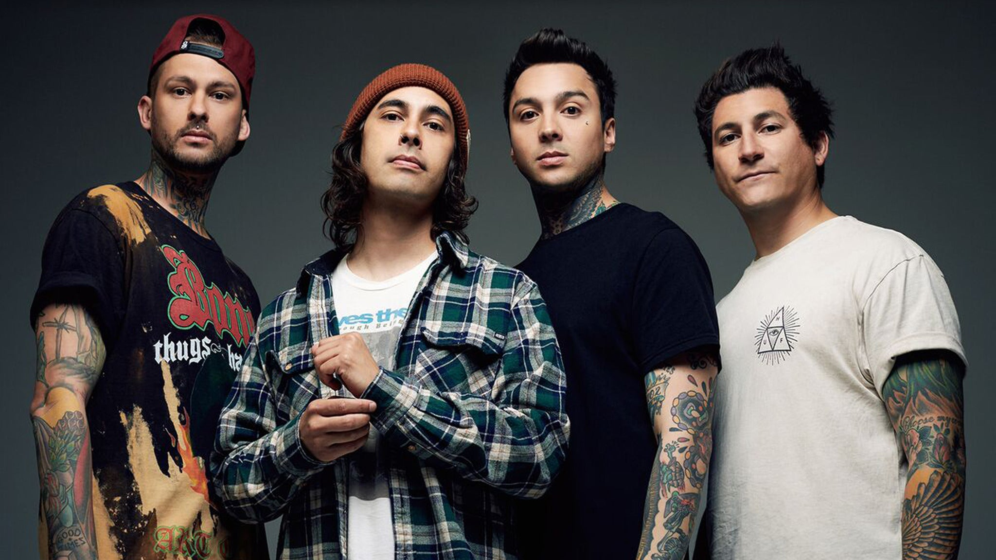 Oh Snow You Didn't 3 W/Pierce the Veil and We Predict a Riot