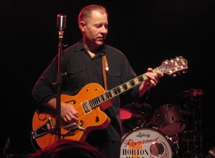 Reverend Horton Heat, the Mittens, Dan D and the Felons