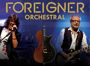 Premium Box Seats: Foreigner