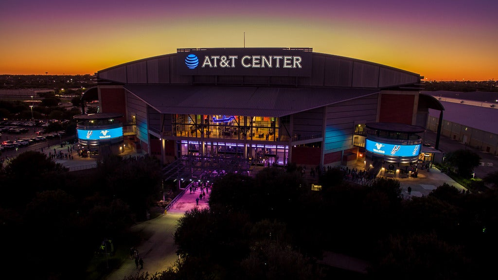 Hotels near AT&T Center Parking Events