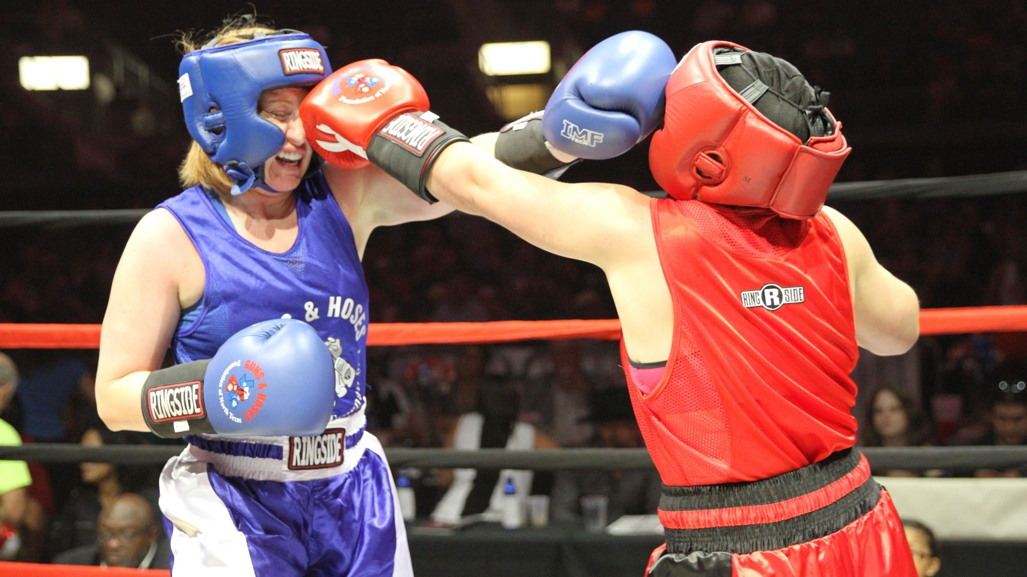 Guns N Hoses Charity Boxing Event
