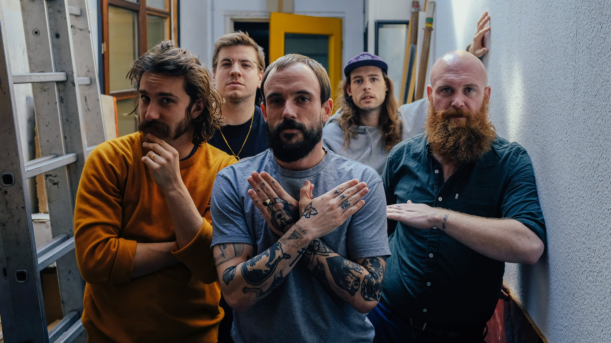 Idles w/ Preoccupations