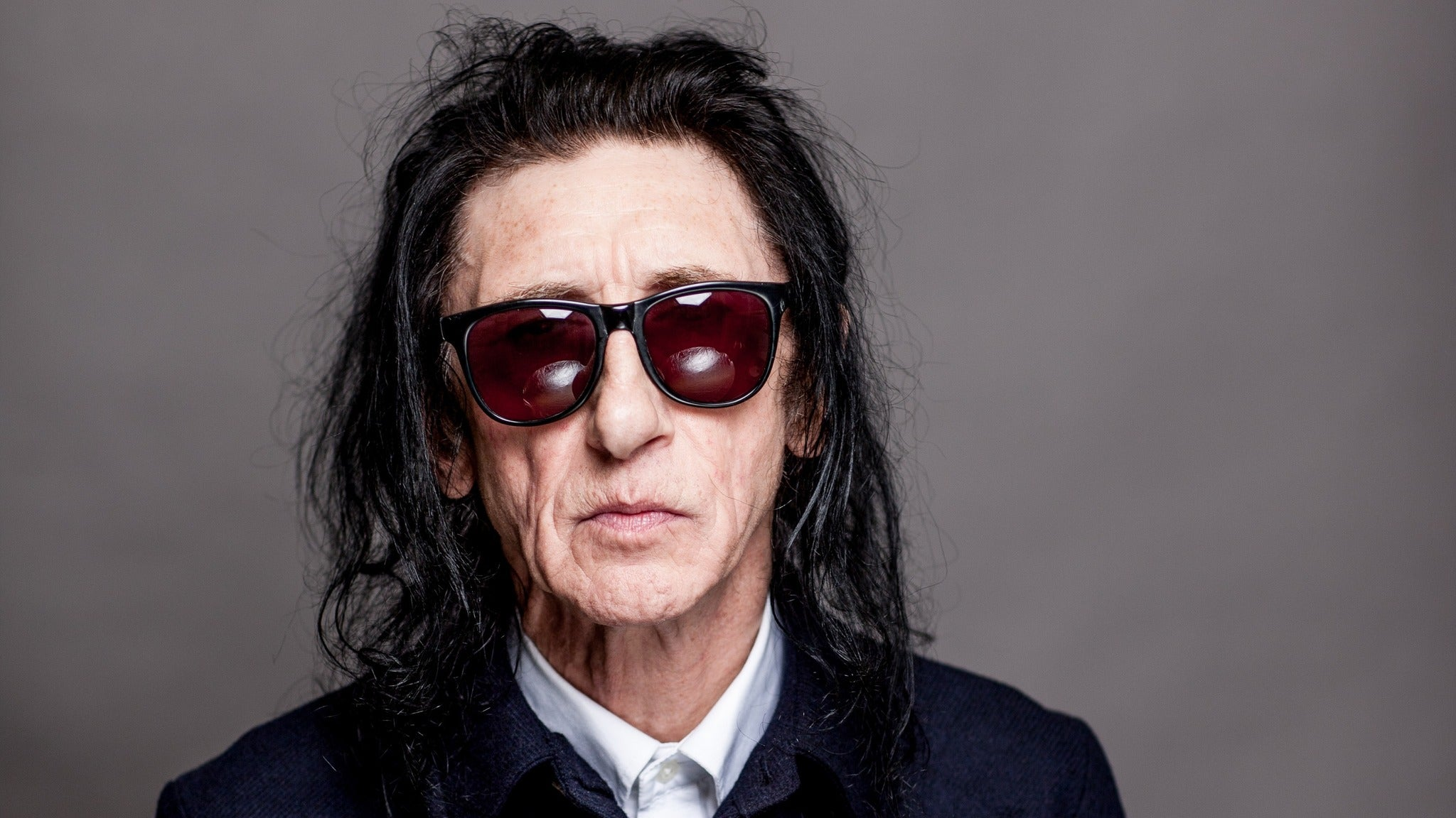 DR John Cooper Clarke tickets (Copyright © Ticketmaster)