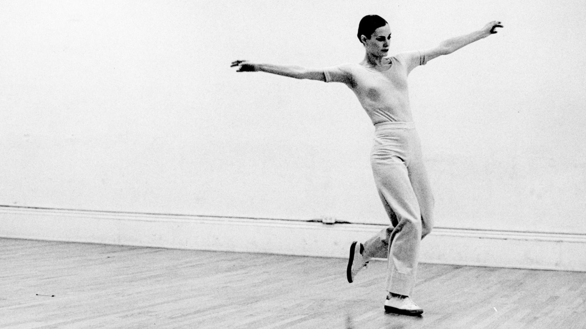 Lucinda Childs Dance: A Portrait (1963 - 2016)