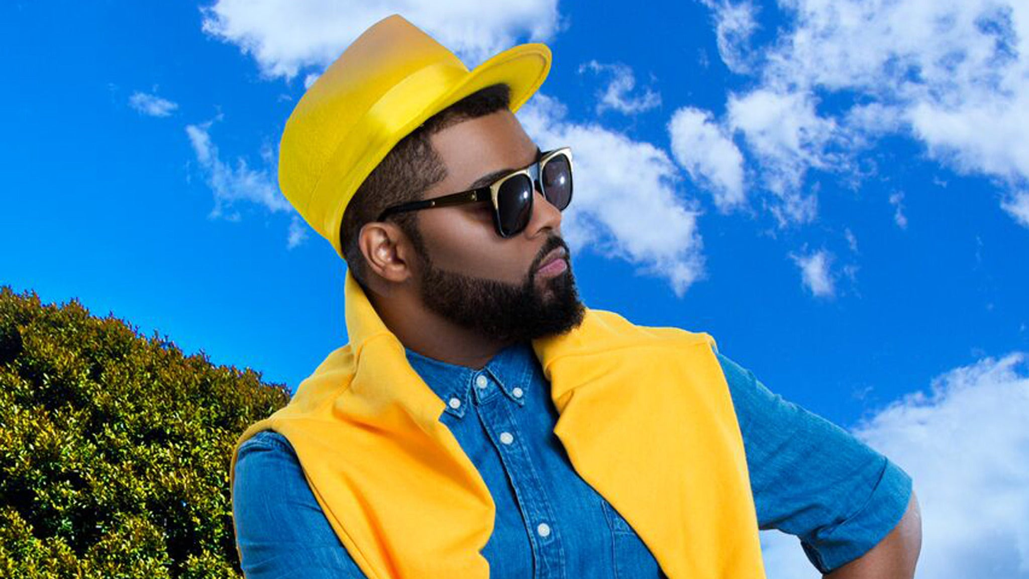 Musiq Soulchild at Howard Theatre