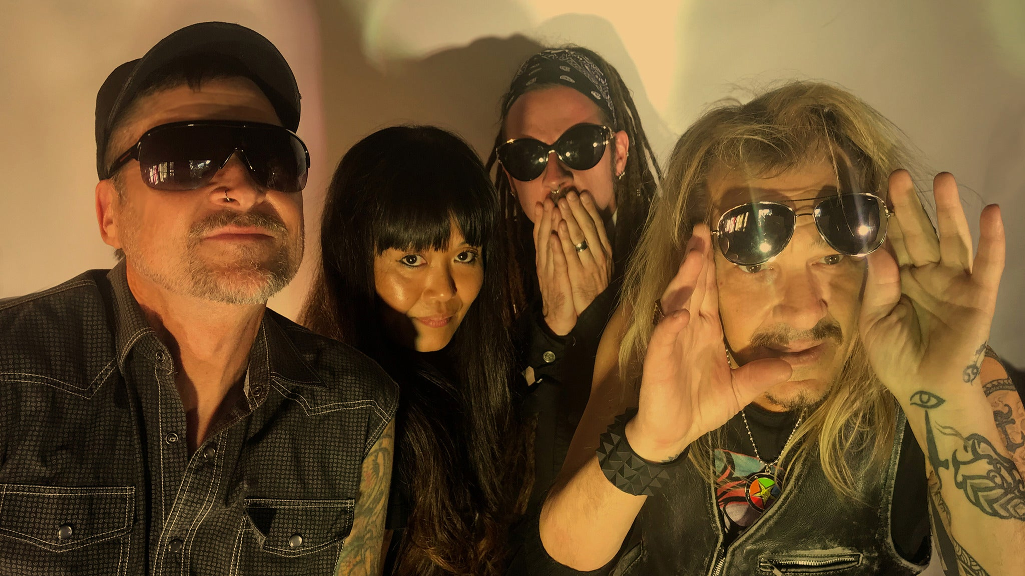 My Life with the Thrill Kill Kult, Curse Mackey