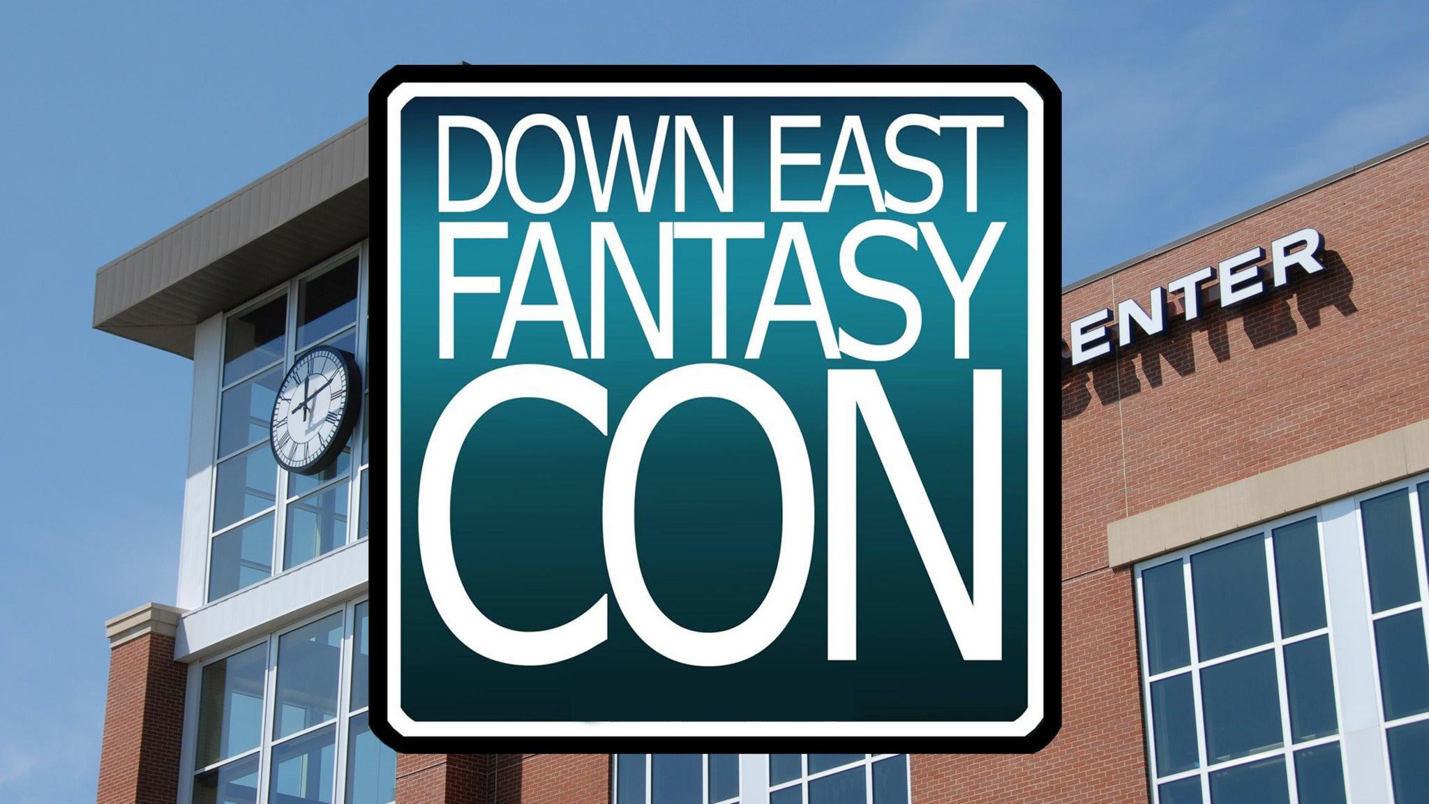 Down East Fantasy Con