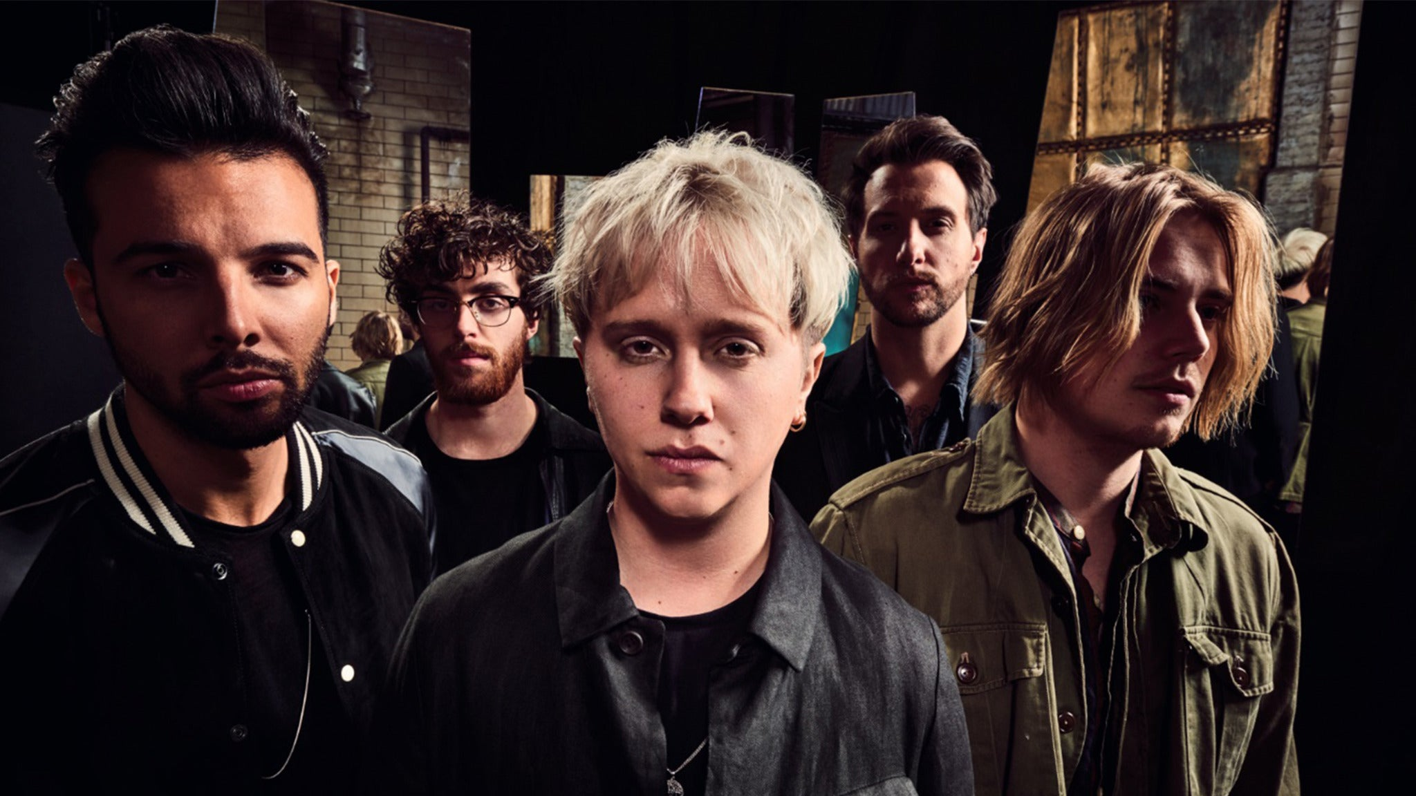 Nothing But Thieves at Brighton Music Hall