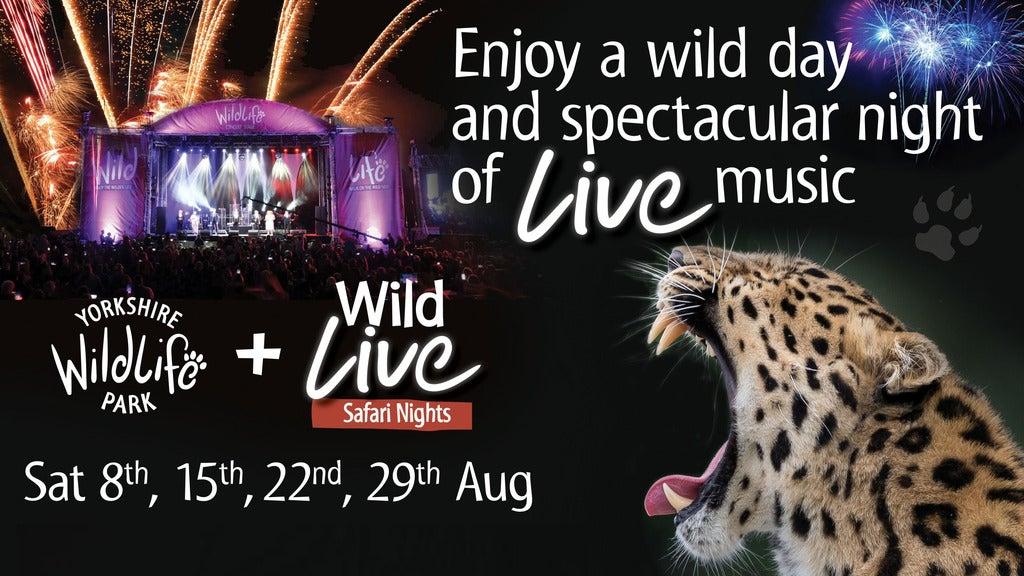 Hotels near Wild Live Safari Nights Events
