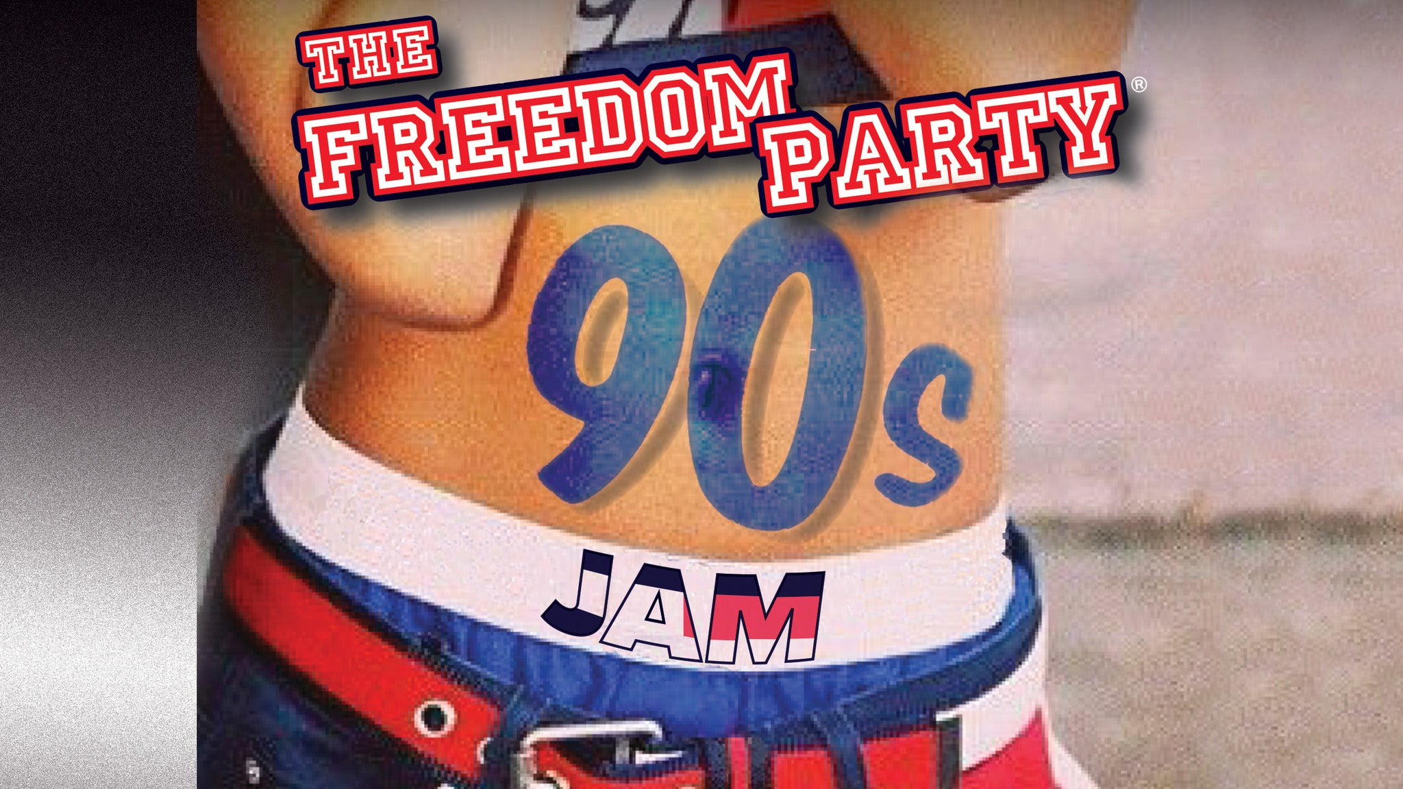 Freedom Party® NYC 90s Jam at Guaranteed Rate Field