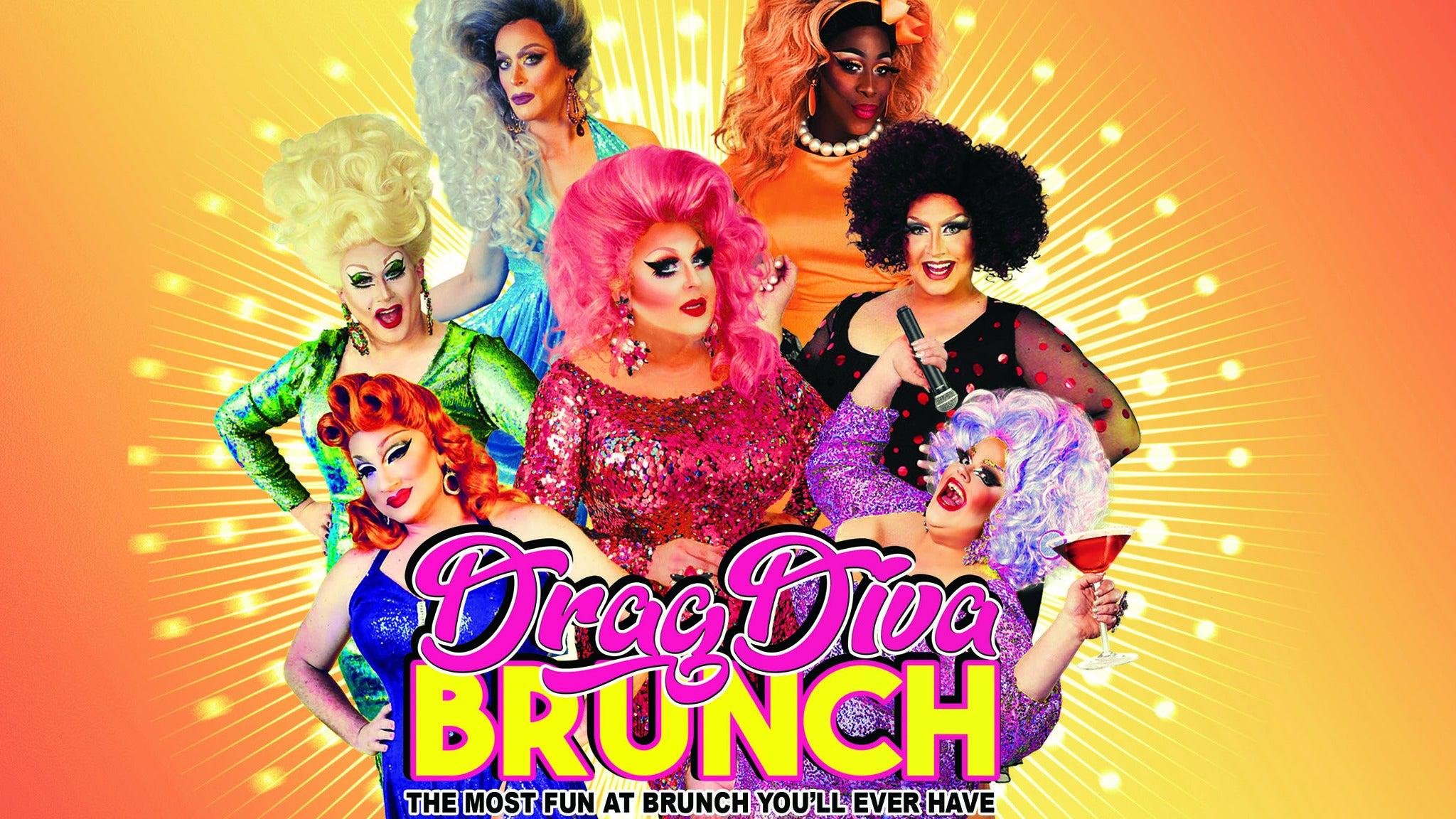 Drag Diva Brunch at The Queen