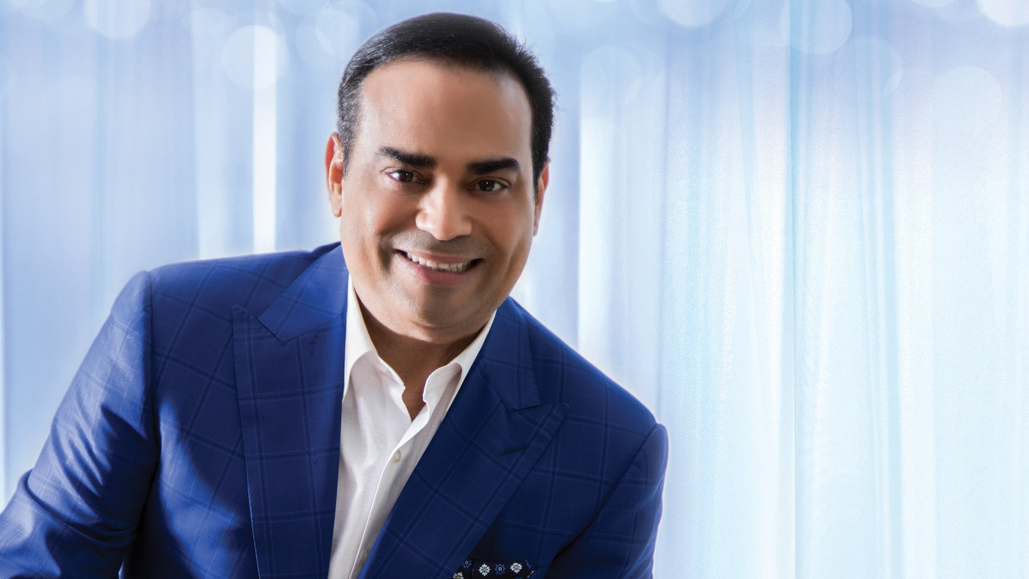 An Evening With Gilberto Santa Rosa at State Theatre