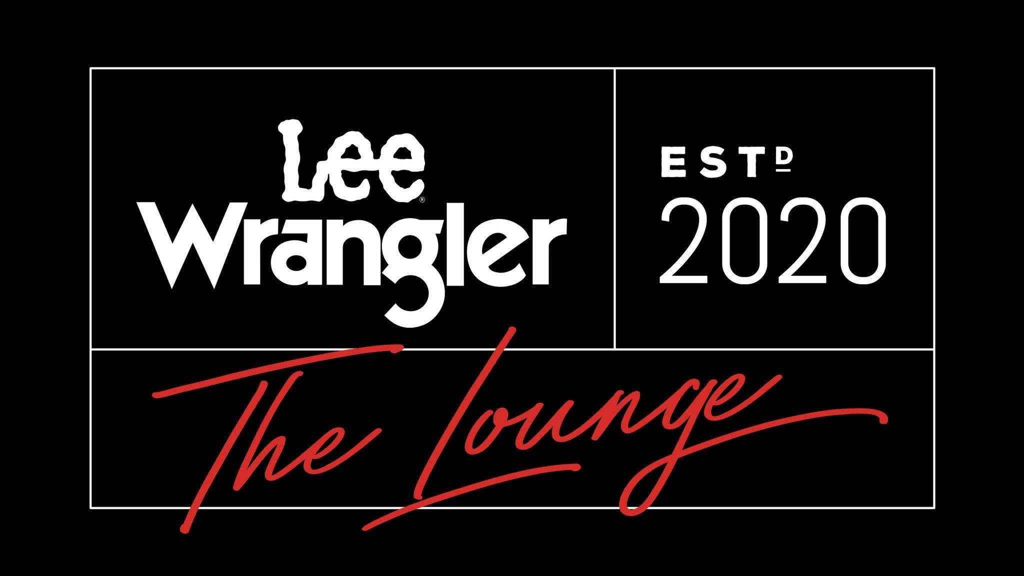 Maks & Val Lee & Wrangler Lounge