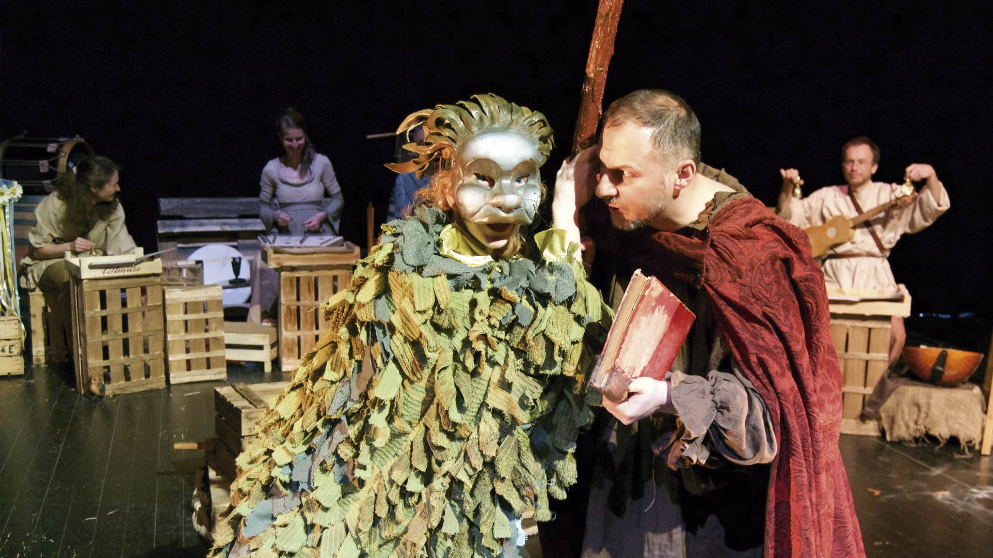 The Tempest at Ruth N Halls Theatre