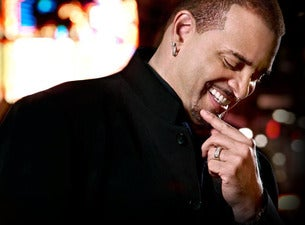 Sinbad at the Beau Rivage Theatre