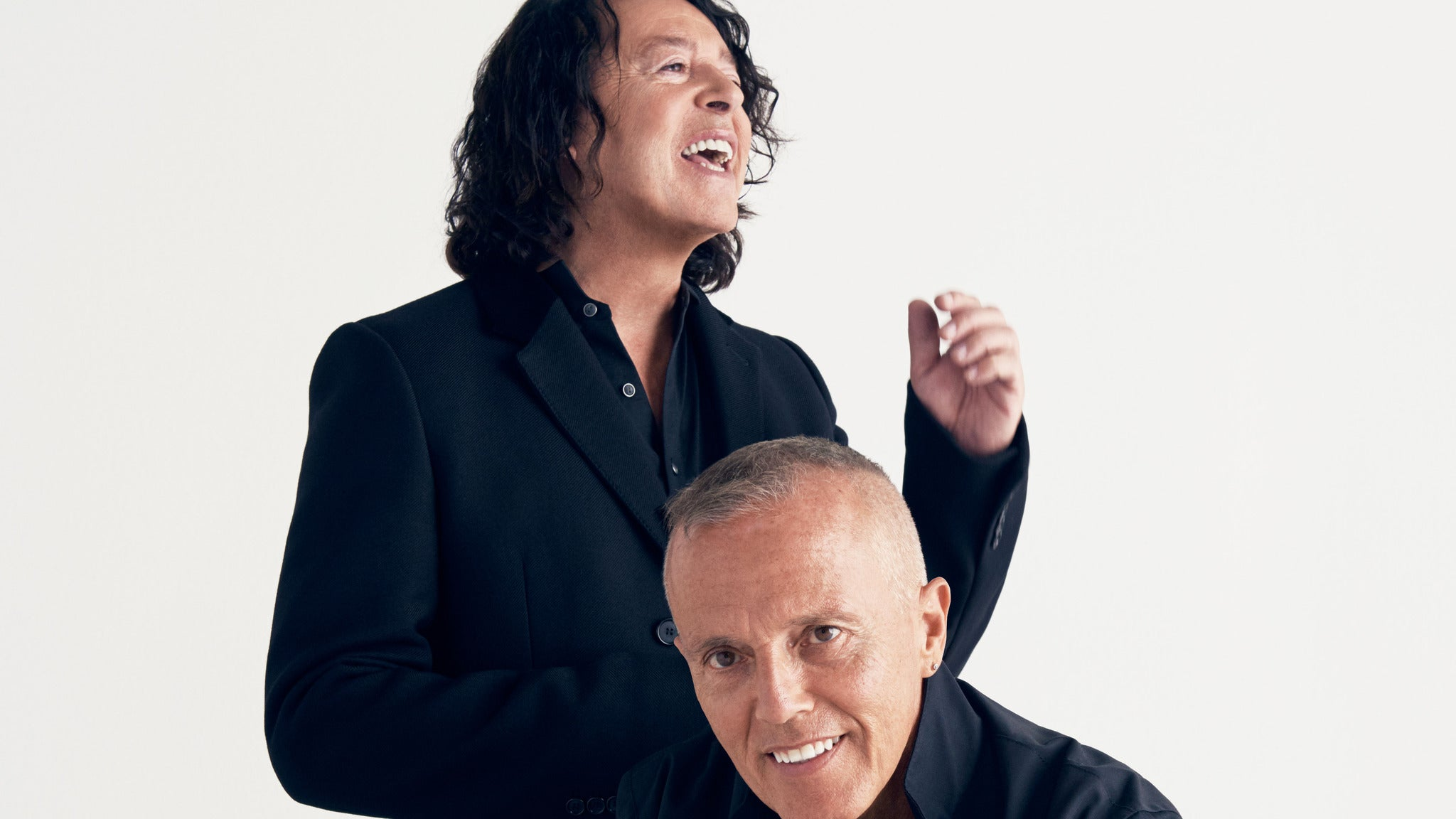 Tears for Fears: Rule the World Tour 2019 Hydro Seating Plan