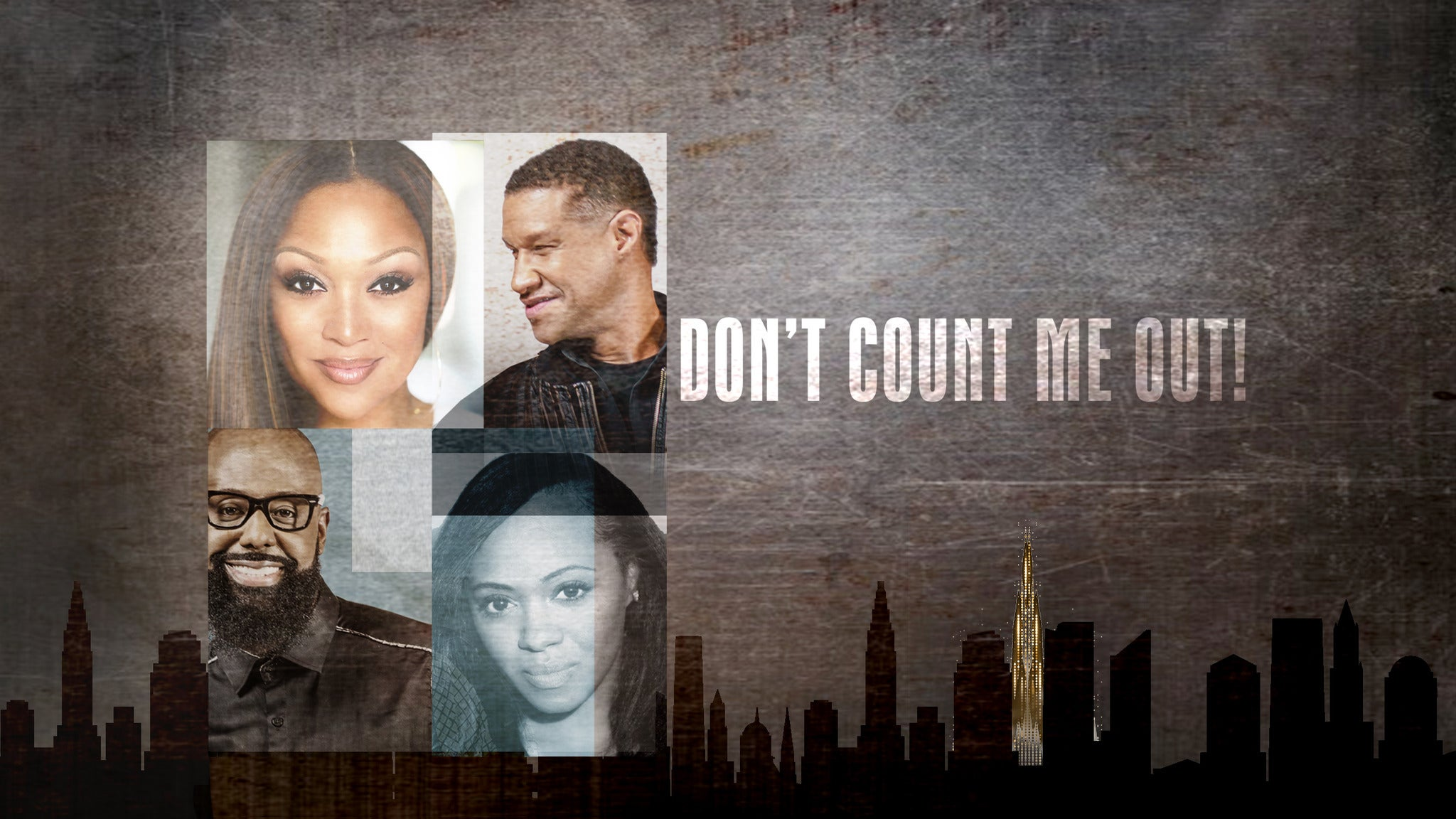 Don't Count Me Out - The Stage Play