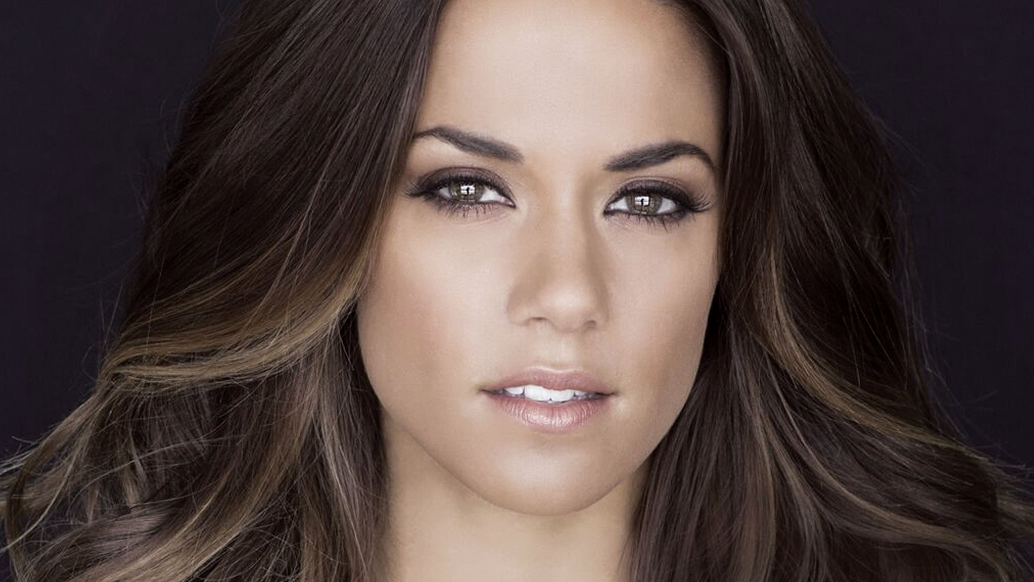 Jana Kramer at Morongo Casino Resort and Spa