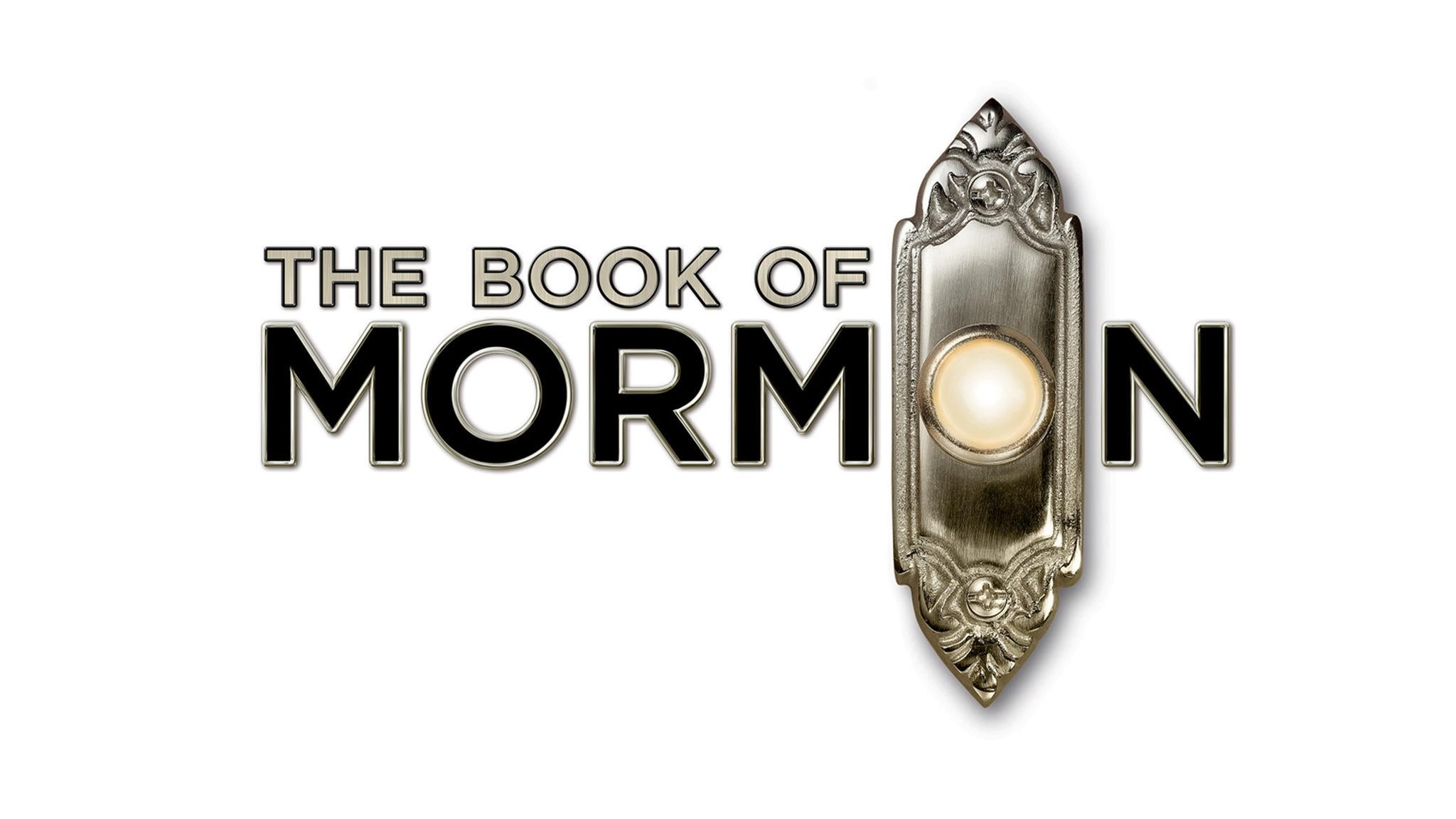 The Book of Mormon (Chicago) at Oriental Theatre Chicago