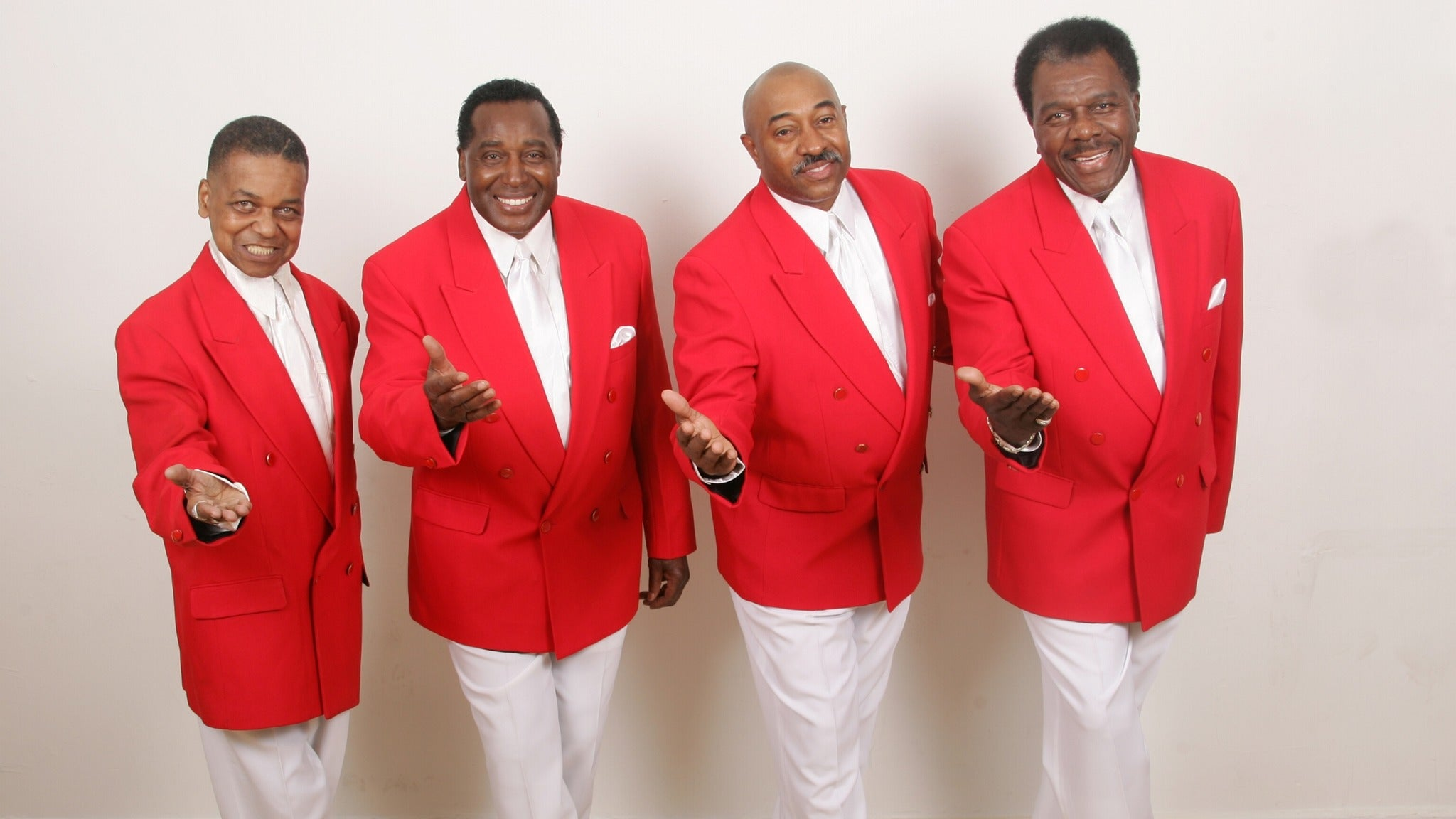 The Drifters featuring Rick Sheppard at The Rose