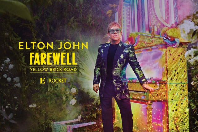 Elton John - Official Platinum Tickets