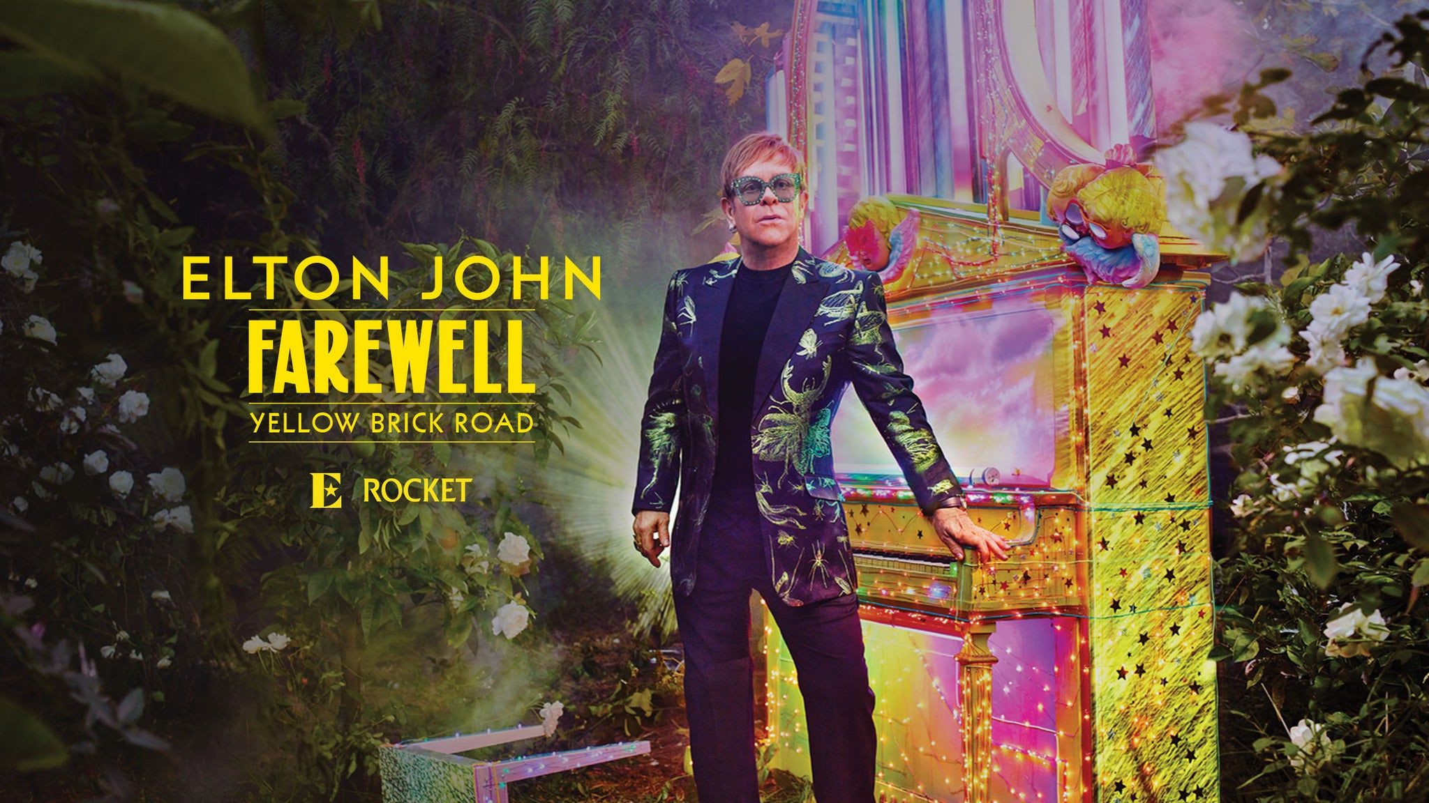 Elton John: Farewell Yellow Brick Road at Honda Center - Anaheim, CA 92806