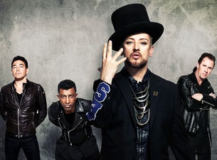 Boy George & Culture Club, The B52's, & The Thompson Twins' Tom Bailey