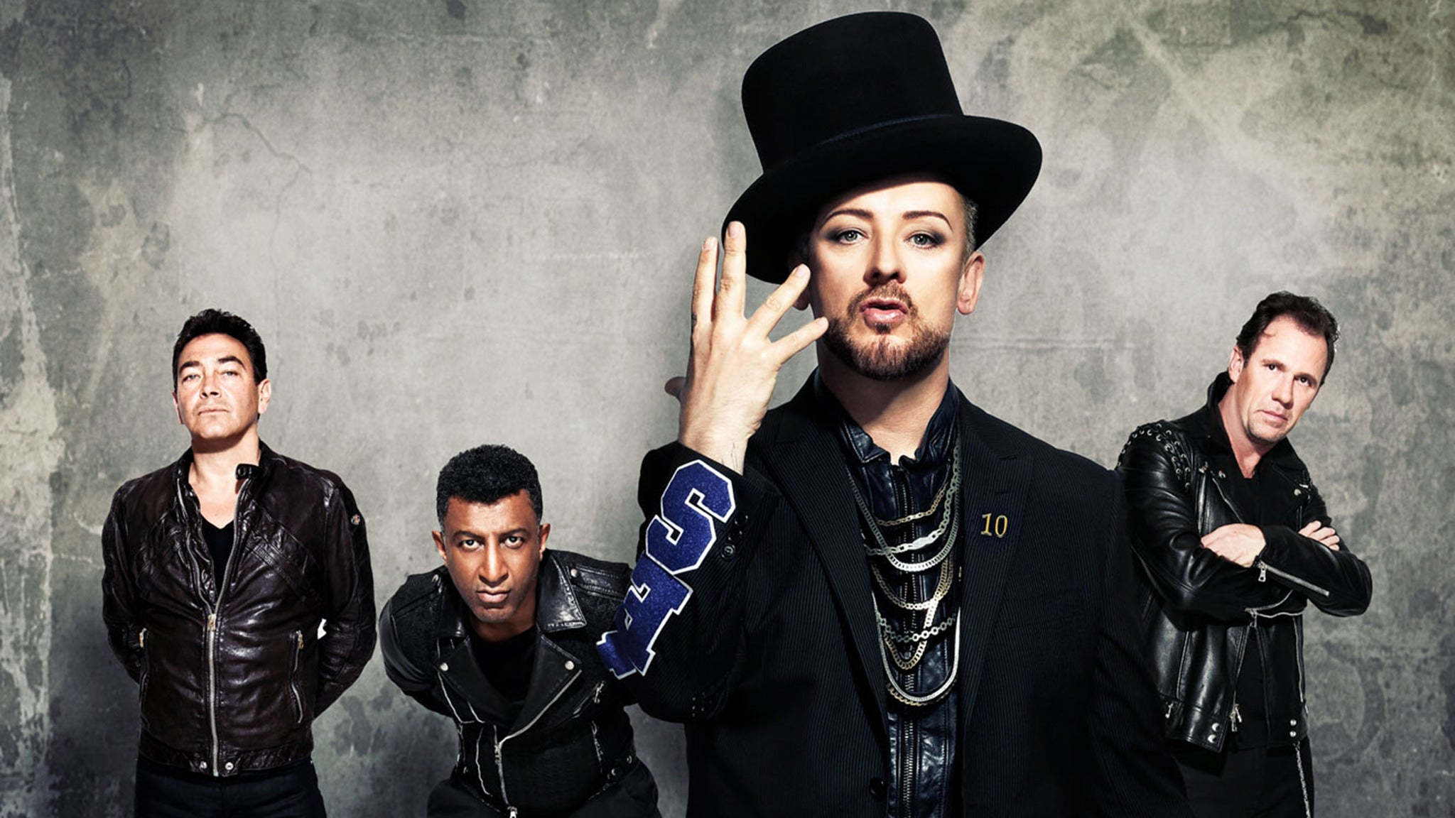 Boy George And Culture Club at Tropicana Showroom