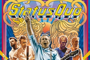 Image used with permission from Ticketmaster | Status Quo tickets