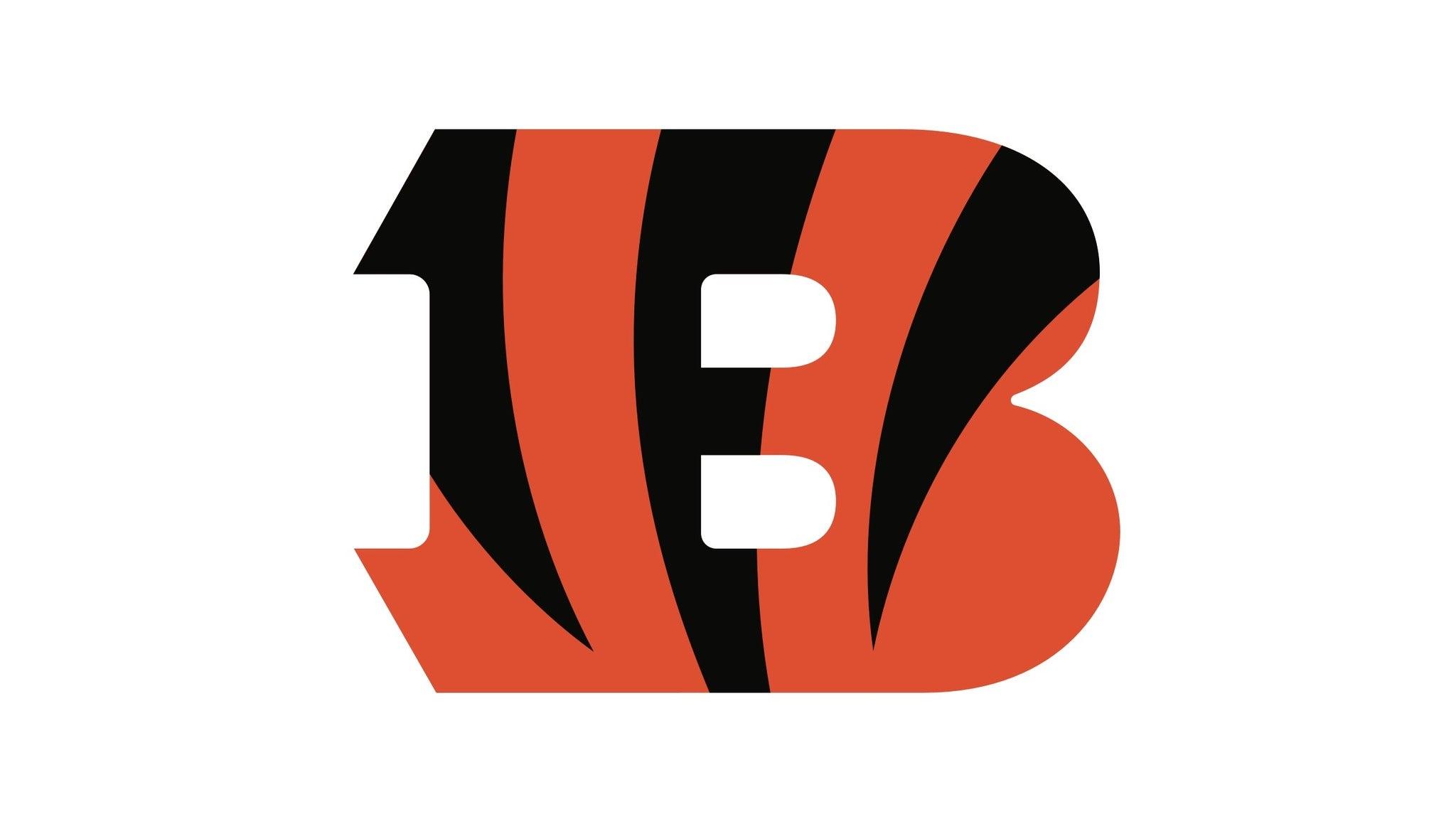 Cincinnati Bengals vs. Oakland Raiders at Paul Brown Stadium