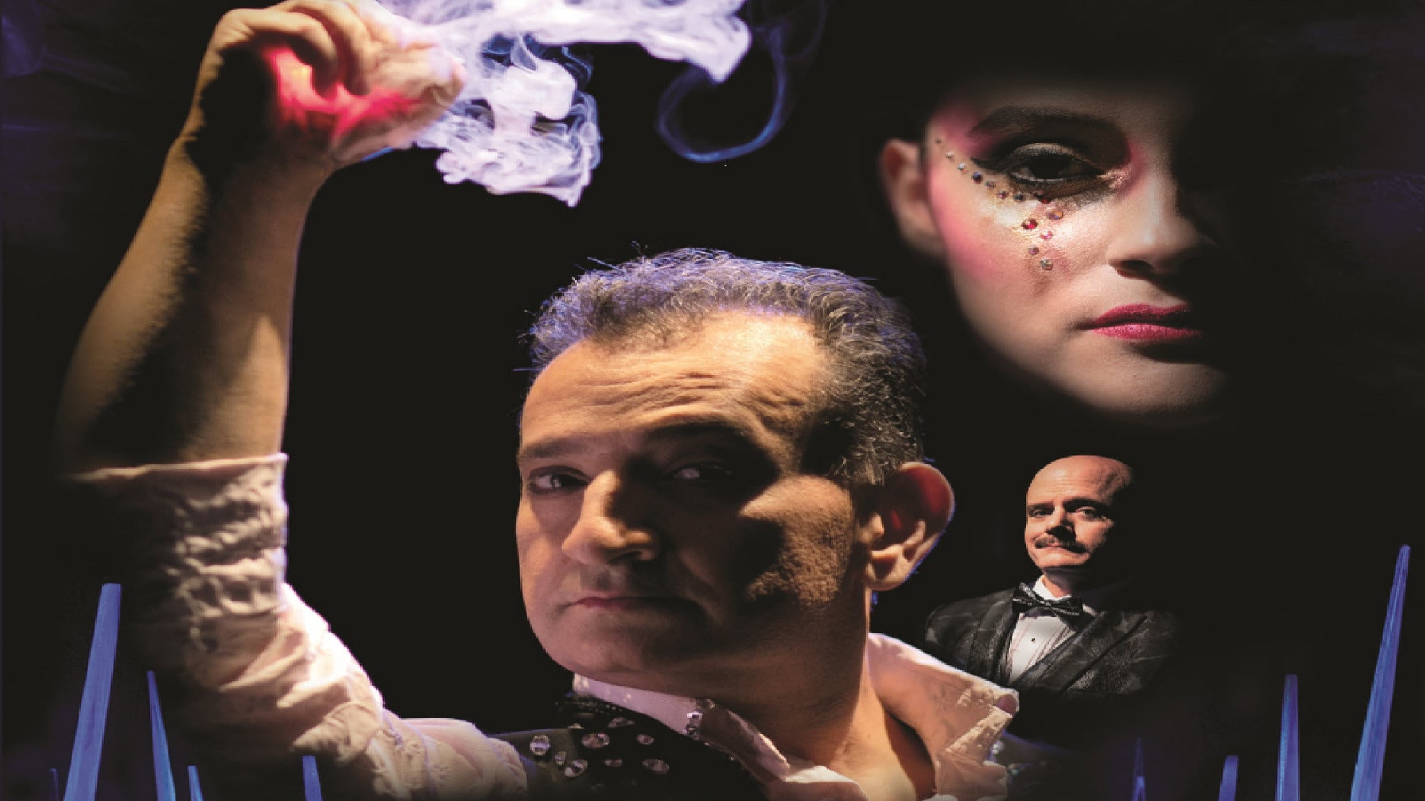Shahrooz Mystere: Beyond Illusion