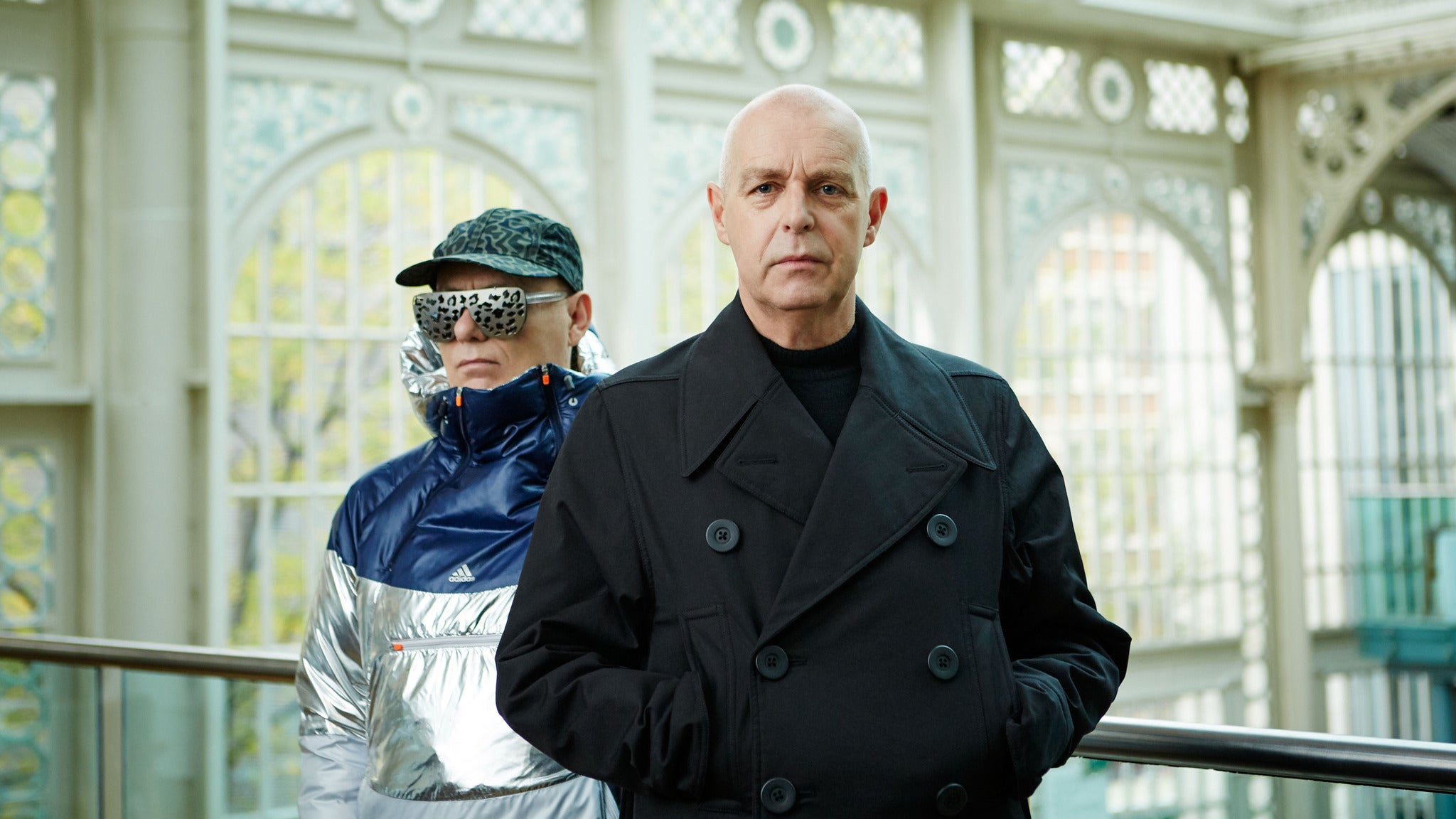 Pet Shop Boys:  The SUPER Tour at Fox Theater - Oakland